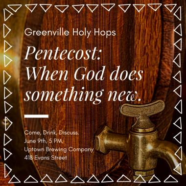Holy Hops Pentecost (2)